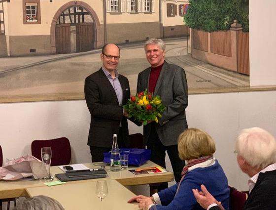 Niels Dürr ist neuer Vorsitzender der SPD Grötzingen